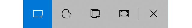 【Windows】+【Shift】+【S】メニュー