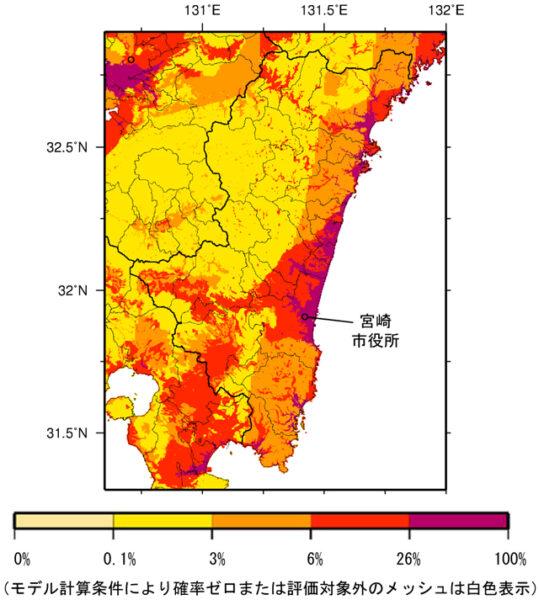 45_宮崎県_震度6弱以上の揺れ
