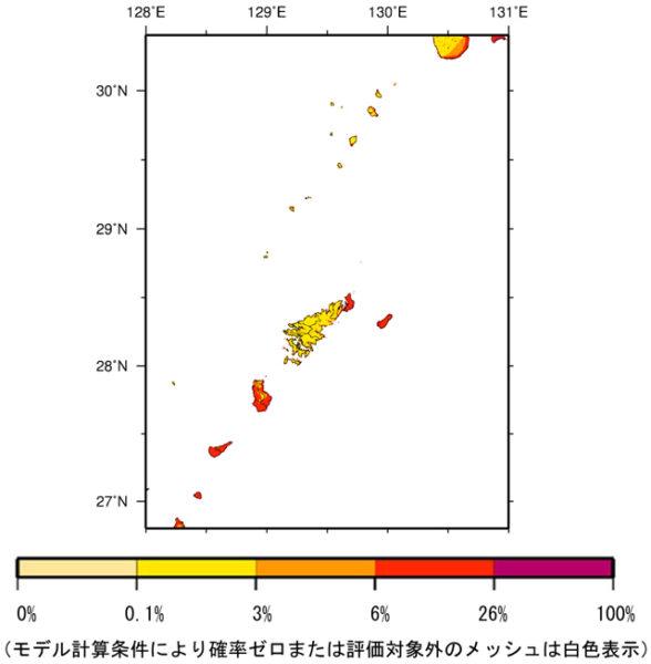 46_鹿児島県(奄美地方)_震度6弱以上の揺れ