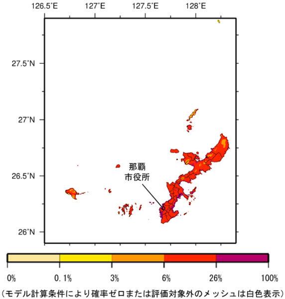 47_沖縄県(宮古島・八重山地方、大東島地方を除く)_震度6弱以上の揺れ